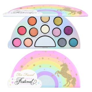 🦄Too Faced Life's A Festival Palette🦄